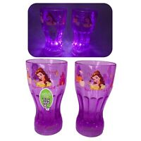 2 Pack Disney Flashing Coke Cup Spooky Light Up Tumbler Under The Spell of Fall