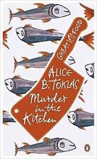 ALICE B TOKLAS ___ MURDER IN THE KITCHEN __ BRAND NEW __ FREEPOST UK