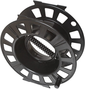 82870 Snap-Together Cord Reel Holds Up to 150-Foot 16/3 AWG Black NEW