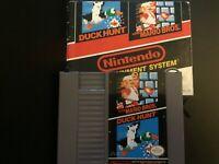 Super Mario Bros. (Nintendo Entertainment System, 1985) USED