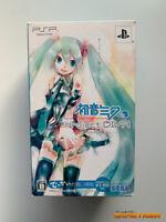 HATSUNE MIKU Project Diva Limited Box PSP Sony JAPAN