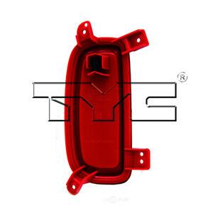 Reflector Assembly-CAPA Certified Right TYC 17-5445-00-9 fits 14-15 Kia Sorento