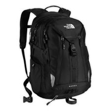 New With Tags The North Face Surge Backpack Laptop Approved Black