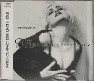Madonna  CD-SINGLE  RESCUE ME  ( REMIXES )