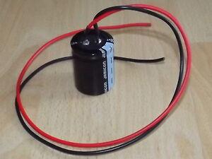 Kondensator für Vape / Powerdynamo Anlagen (Fahren ohne Batterie)