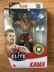 WWE ELITE COLLECTION COLLECTOR'S EDITION KAMA BRAND NEW AND RARE!!!!!