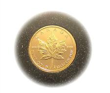 CANADA - 1996 - MAPLE LEAF SET - GOLD, SILVER, PLATINUM - BU GEM - W/CASE & COA