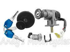 Keeway F-ACT FACT 50 / FOCUS 50 / RY8 50 Ignition Switch & Lock Set Kit + Keys