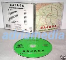 BAJAGA CD Pozitivna geografija Instruktori Berlin 1983 Momcilo Bajagic Beograd