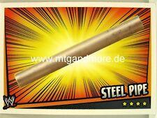 Slam Attax Rumble-Steel pipe-prop