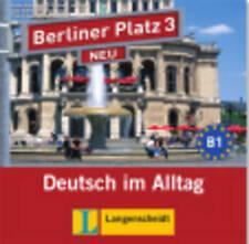 Berliner Platz Neu: Cds Zum Lehrbuchteil 3 (2) by Klett (Ernst)...