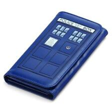 IAM TARDIS DOCTOR WHO DELUXE PURSE WALLET Authentic *NEW* RARE SALE