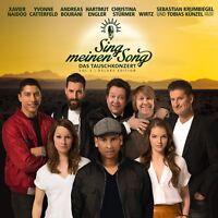 SING MEINEN SONG-DAS TAUSCHKONZERT (DELUXE EDITION) 2 CD NEU