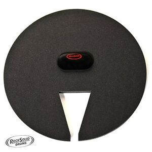 """RockSolid Bass Drum Silencer/Practice Pad Mute - 16"""", 18"""", 20"""" OR 22"""""""