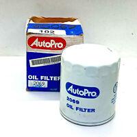 AutoPro 2069 Oil Filter For 1976-92 Checker Chevrolet GMC Pontiac Lot of 8