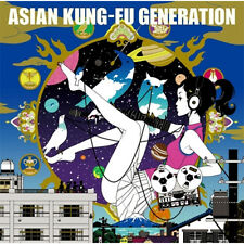 ASIAN KUNG-FU GENERATION - SOL-FA 2016 RE-RECORDING 1CD BRAND NEW SEALED