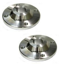 "(2) 1 1/4"" Wheel Hub 4 x 4 Go Kart Racing Axle Drift Trike Golf Fun Pit Cart"