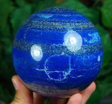 Lapis lazuli ball/sphere 1860 Grams Mineral Specimen from AFGHANISTAN!!