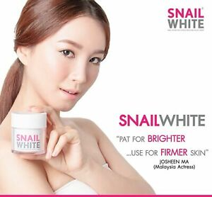 SNAIL WHITE Namu Face Skin Cream Regeneration Restore Repairing Whitening Skin