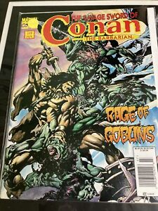 The Savage Sword of Conan #235 1995 FINAL ISSUE