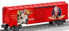 Lionel Coca-Cola Heritage Military Boxcar #2  # 6-83781 Made in USA