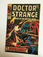 Doctor Strange #172, FN/VF 7.0, Dormammu