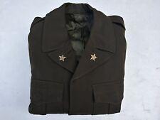 WW2 US Army Ike Jacket 2nd Army General Staff Lieutenant Colonel Size 38-40