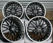 """18"""" GBLP 190 Alloy wheels For Bmw 1 + 3 Series e46 e90 e91 e92 e93"""