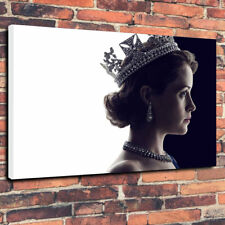 """The Crown TV Show Printed Box Canvas Picture A1.30""""x20""""30mm Deep Wall Art"""