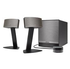 Bose Companion 50 Multimedia Speaker System - Black 017817644303