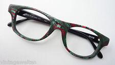 Jean Francois REY for IDC ausgefallene KunststoffbrilleMarkenfassung 48-22 sizeL