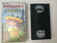 "MADELINE""S SING-A-LONG VHS VIDEO PAL~ A RARE FIND"