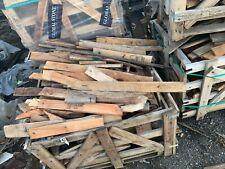 Crate of Wood   Fire Wood, Burning Materials, Bonfire Wood