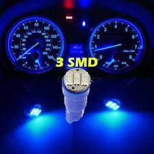 5pcs Blue Led Bulbs Check Engine Tachometer Rpm Gauges Indicator Lights 12v