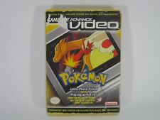 Nintendo Game Boy Advance Video Pokemon Johto Photo Finnish & Playing with Fire