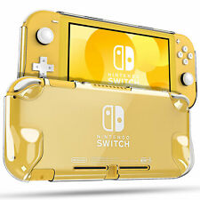 For Nintendo Switch Lite 2019 Case Hard Back Cover Anti-Scratch Shock-Absorption