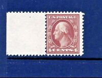 US #503 ~ MNH OG 1917 4c Perf 11 Flat Press Printing