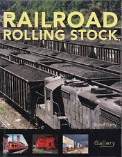RAILROAD ROLLING STOCK flatcar boxcar hopper intermodal coach dining car sleeper