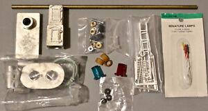 Die-Cast 2-Light-LEFT Block Signal Kit 1:22.5, Shortline Car & Foundry