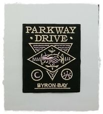 Parkway Drive Patch Sew On Embroidered Iron Rock Band Metalcore Music Logo DIY