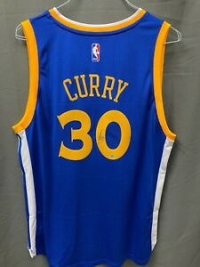 Stephen Curry #30 Signed Adidas Swingman Warriors Jersey AUTO STEINER COA Sz XL