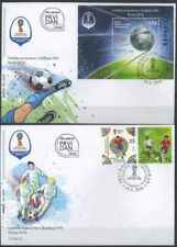 Serbia 2018 Sport, Soccer, Football, FIFA World Cup In Russia FDC
