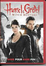 DVD ZONE 2--HANSEL & GRETEL WITCH HUNTERS--RENNER/ARTERTON/WIRKOLA