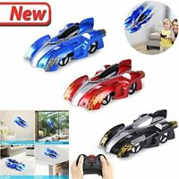 Wall Climbing Car Radio Remote Control Stunt RC Racing Kids Toys Gift - New -