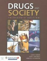 Drugs and Society, Paperback by Hanson, Glen R., Ph.D.; Venturelli, Peter J.,...