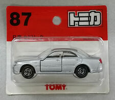 1999YEAR Unopened TOMY JAPAN Tomica #87 NISSAN CEDRIC 1/63 BLISTER CARD PACKING