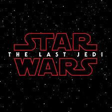 Star Wars The Last Jedi OST Original Film Soundtrack CD John Williams
