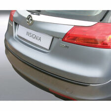 RGM Rear Black Bumper Protector For Vauxhall Insignia Estate / Combi 2009-2014