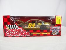 Racing Champions Bill Elliot #94 Gold 50th Anniversary 1:24 Diecast Stock Car