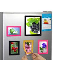 1PC Love Picture Frames Refrigerator Magnetic Photo Frame Friends Fridge Magnet